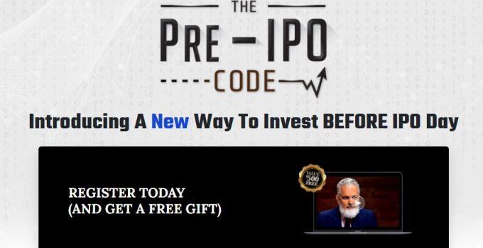 The Pre IPO Code