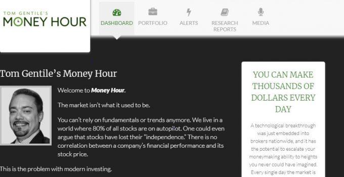 Tom Gentile's Money Hour