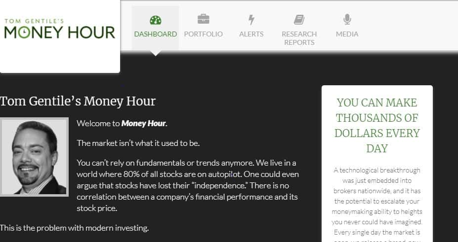Is Tom Gentile's Money Hour Legit? [Unbiased Review] 11