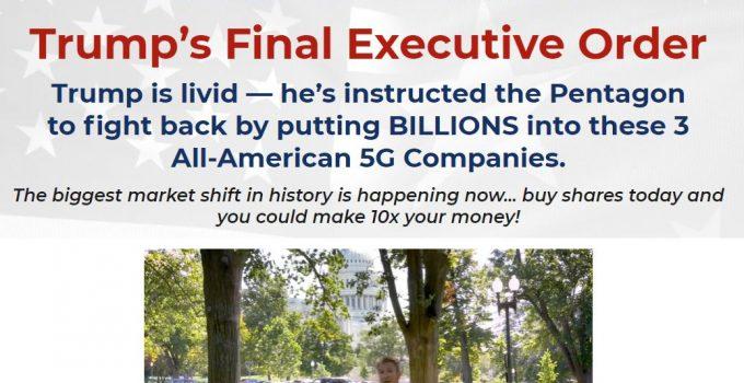 Trumps Final Executive Order