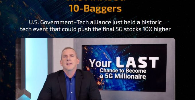 The Final 5G 10 Baggers