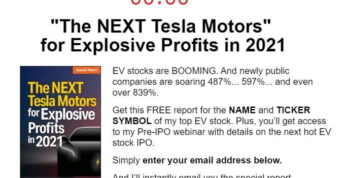 The NEXT Tesla Motors
