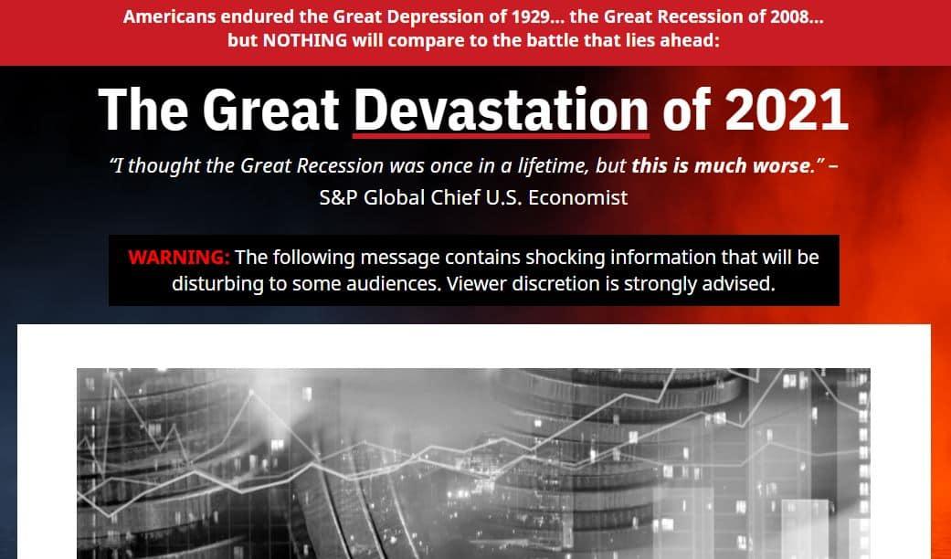 The Great Devastation Of 2021