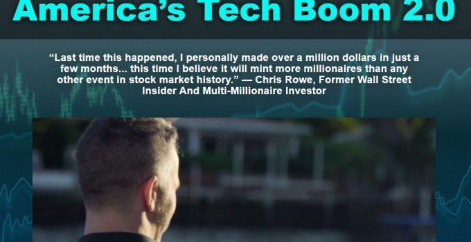 America's Tech Boom 2.0