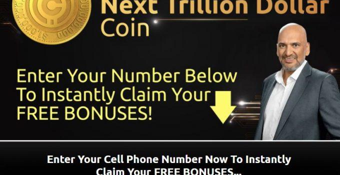 Teeka Tiwari's Next Trillion Dollar Coin