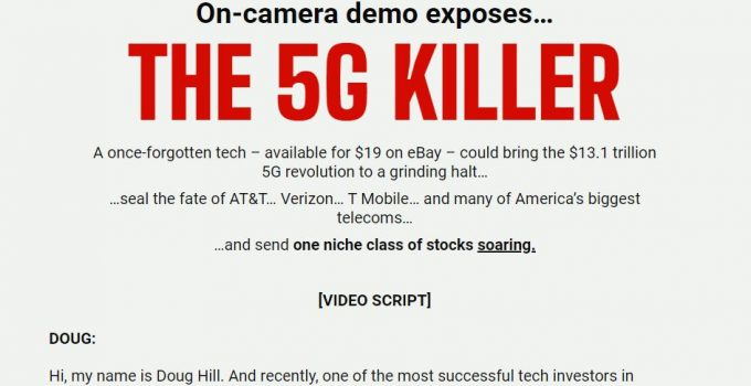 The 5G Killer