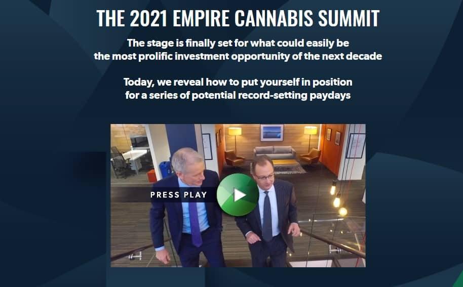 The 2021 Empire Cannabis Summit