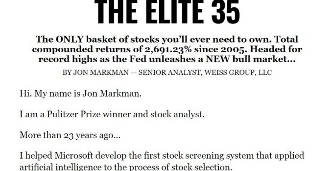 The Elite 35