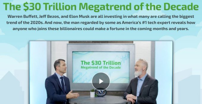 $30 Trillion Megatrend of The Decade