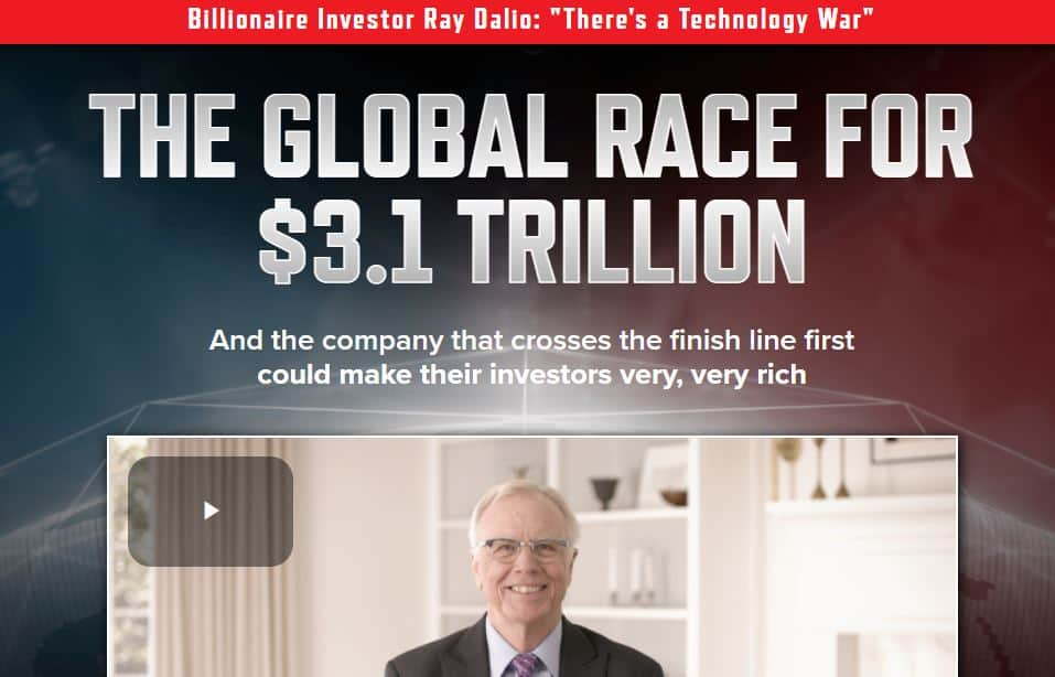 The Global Race For $3.1 Trillion