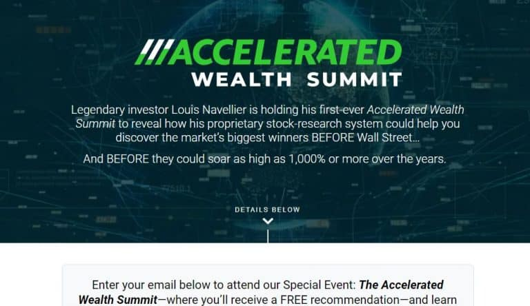 The Accelerated Wealth Summit