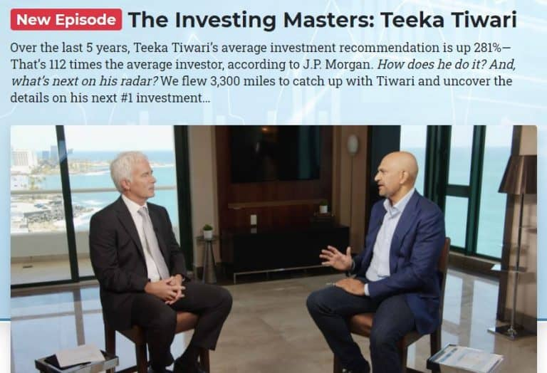 The Investing Masters