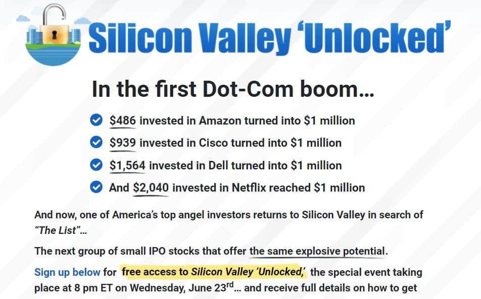 Jeff Brown Silicon Valley 'Unlocked'