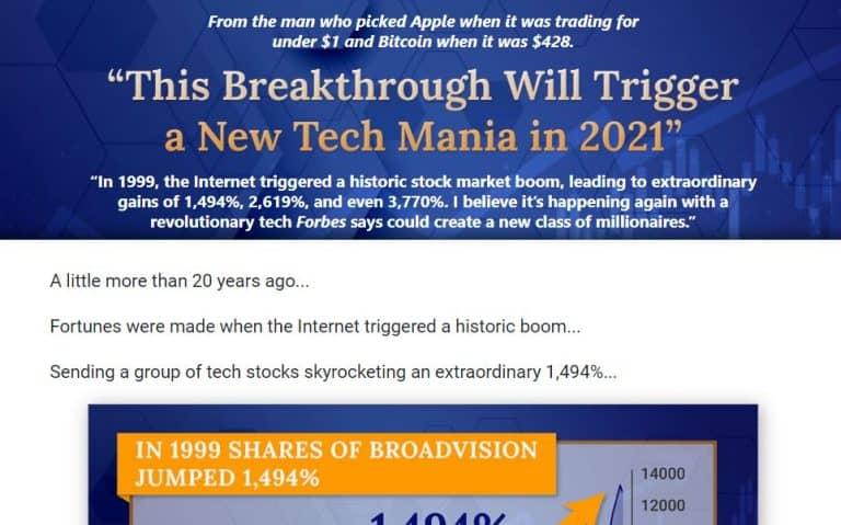Teeka Tiwari Tech Boom