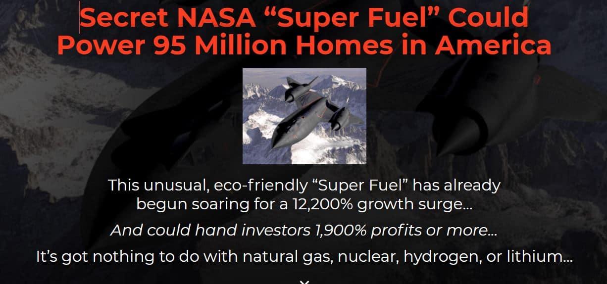 Luke Burgess Super Fuel